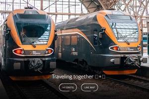 Чеський Leo Express розпродає квитки на потяги та автобуси до Європи від 2,7 євро