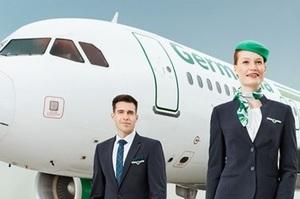 Німецька авіакомпанія Germania оголосила себе банкрутом