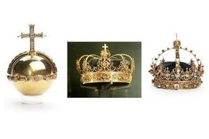Вкрадені у Швеції королівські корони знайшлися – в міському сміттєвому баку