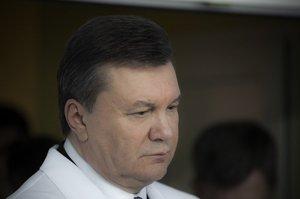 Янукович готовий вести переговори з Путіним щодо обміну полоненими на Донбасі