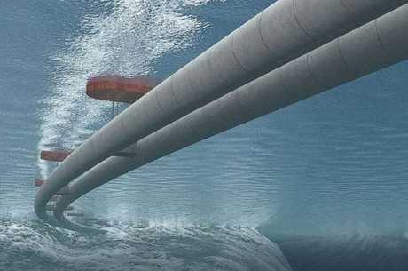 Масштабніше за «Гіперлуп»: у світі скоро з'являться три підводних супертунелі