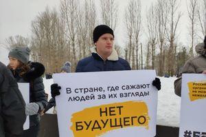 У Росії пройшов «Марш материнського гніву», є затримані
