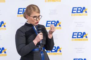 Кандидатська з економіки: 20 тез Юлії Тимошенко на зустрічі з бізнесом