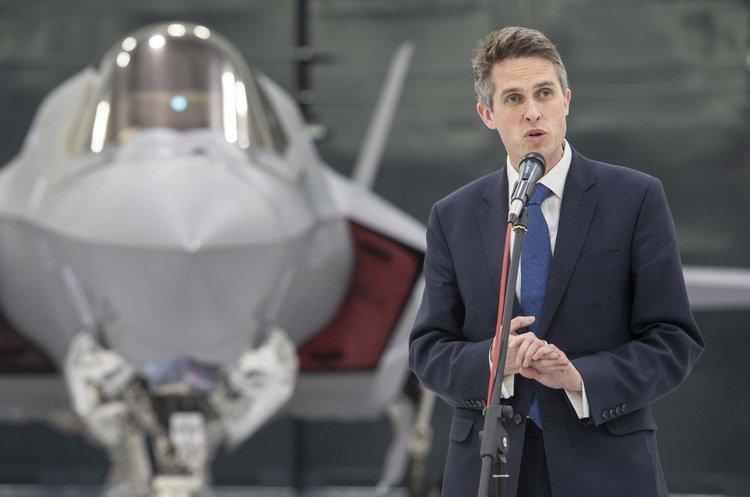 Росія має дорого заплатити за свої дії – міністр оборони Британії