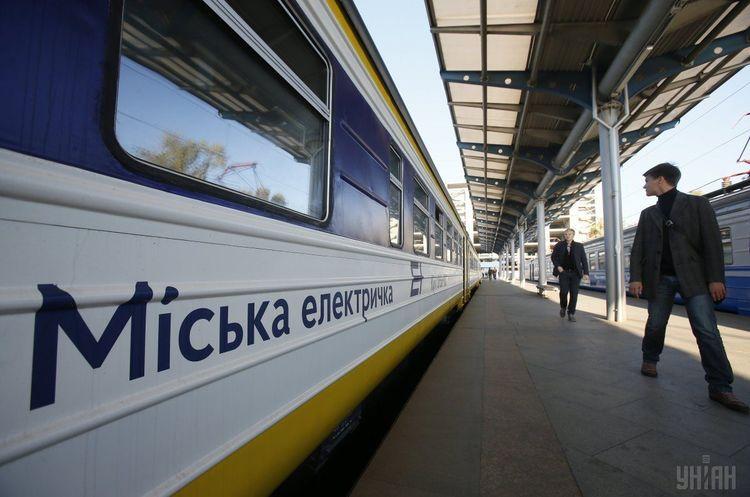 Mastercard і Ощадбанк запустили безконтактну оплату проїзду у київській міській електричці