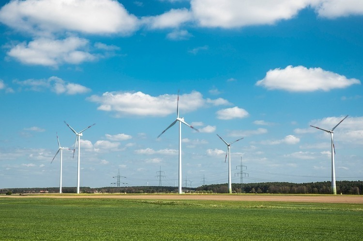 Європейські страхувальники пропонують страхувати ризики зміни швидкості вітру на ВЕС