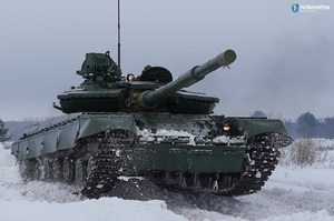 «Укроборонпром» модернізував вже понад сотню радянських Т-64