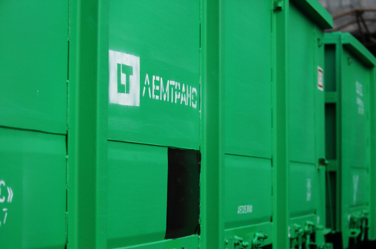 «Лемтранс» збільшив обсяги перевезення вантажів у 2018 році – до 52 млн тонн