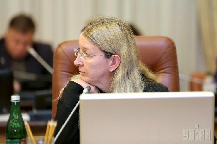 Суд скасував заборону Супрун виконувати обов'язки міністра охорони здоров'я