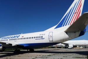 Рекорд СЕТАМ: арештований російський літак Boeing продали за 18 млн грн