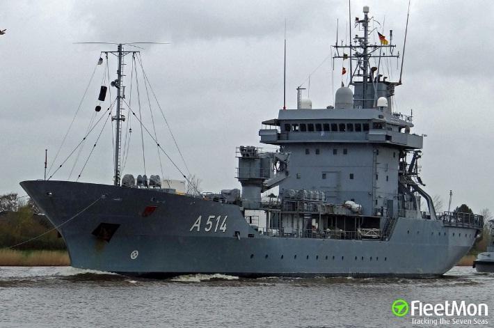 Кораблі Постійної протимінної групи НАТО увійшли до Чорного моря