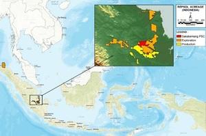 В Індонезії знайшли найбільше за останні два десятиліття родовище газу