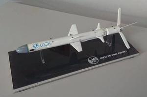 Україна представила протикорабельну ракету «Нептун» власної розробки