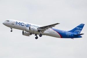 Терміни виробництва російського лайнера МС-21 зірвано через санкції США
