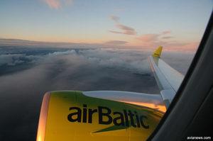 airBaltic восени 2019 року планує припинити польоти на Boeing 737