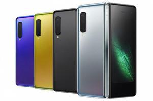 Презентація Samsung: компанія показала свій перший смартфон з гнучким екраном
