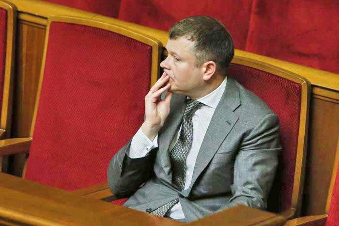 НБУ забрав за борги столичну нерухомість у компанії депутата Жеваго