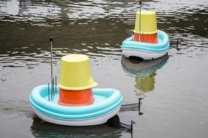 IKEA розробила човни для очищення річок