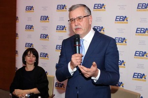Кандидатская по экономике: 20 тезисов Анатолия Гриценко на встрече с бизнесом