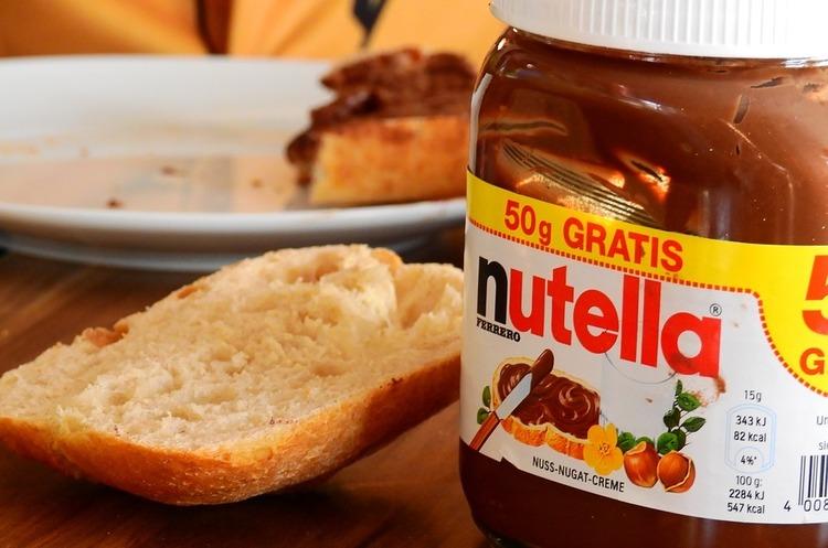 Найбільший у світі завод з виробництва Nutella призупинив роботу через «дефекти якості»