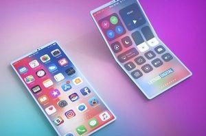 Apple також працює над створенням гнучкого смартфону
