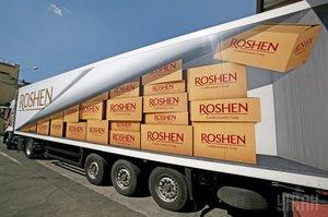 Київська фабрика «Рошен» збільшила прибуток в 4 раза