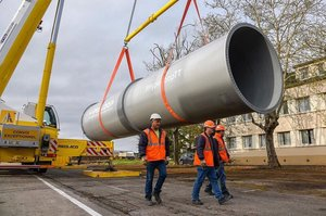 HTT почне тестові випробування свого треку Hyperloop вже у квітні цього року