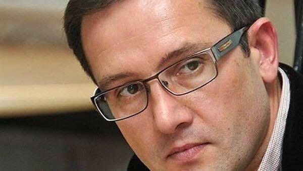 Радник президента Ігор Уманський подав заяву на звільнення за власним бажанням