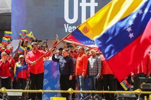 У Венесуелі затримали журналістів американського каналу, які брали інтерв'ю у Мадуро