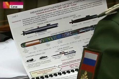 Мультфильмы для взрослых: зачем России нужны путинские «чудо-торпеды»