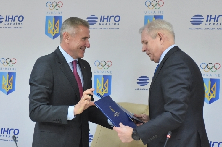 Українські спортсмени отримають страховий захист  під час міжнародних змагань олімпійського рівня
