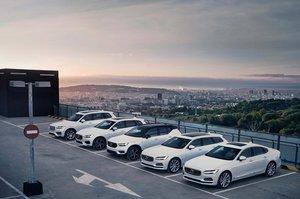 Volvo встановить обмеження швидкості на своїх авто