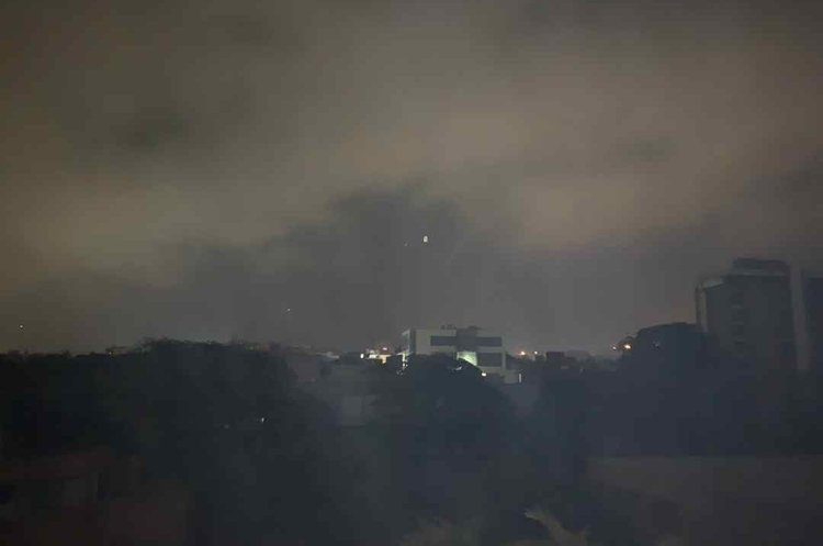 Венесуела залишилась без світла