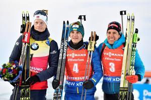 Український спортсмен Підручний виграв золото чемпіонату світу з біатлону