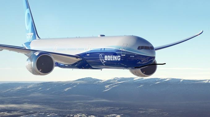 Boeing відклав презентацію свого нового лайнера 777X через авіатрощу в Ефіопії
