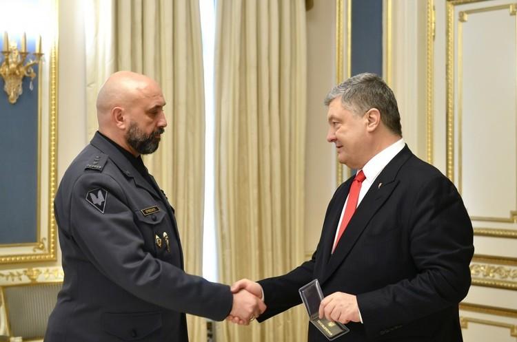 Заступником секретаря РНБО замість Гладковського став кандидат у президенти Сергій Кривонос