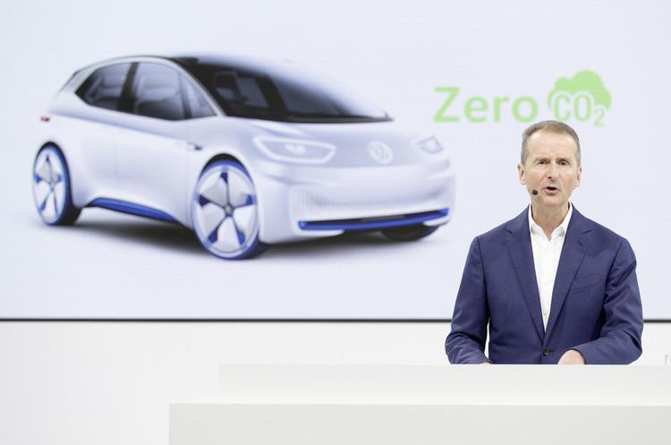 Volkswagen планує випустити 22 млн електрокарів за наступні 10 років