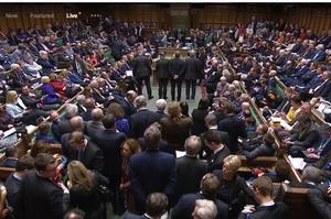 Британські законодавці проголосували проти виходу з ЄС без угоди