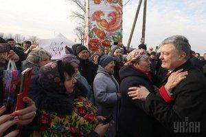 Кандидатська з економіки. Петро Порошенко та аграрний сектор