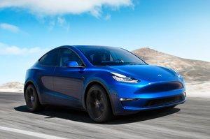 Такий довгоочікуваний: Tesla презентувала свій спортивний електричний кросовер Model Y (ВІДЕО)