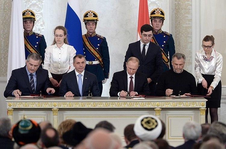 У Госдумі РФ запропонували зобов'язати Україну компенсувати Криму втрати за 25 років