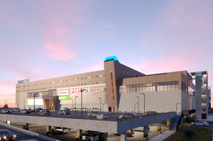 Новий спортивний торгово-розважальний центр Spartak відкрили у Львові