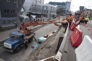 Шулявський міст у Києві закрили сьогодні на реконструкцію