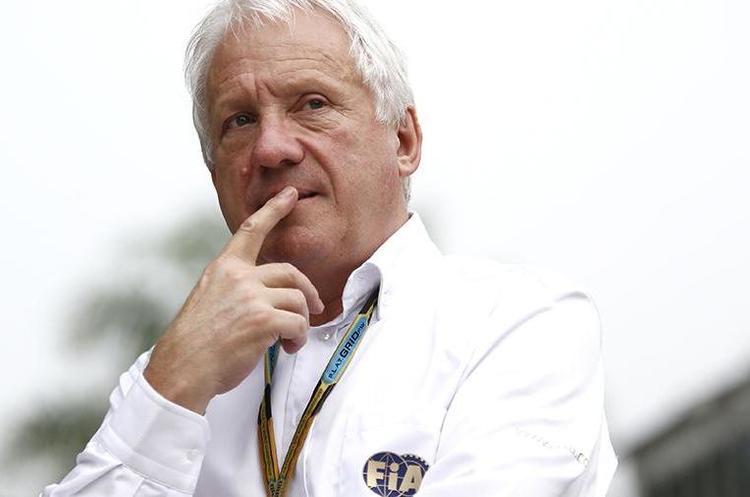 Людина тижня: чим запам'ятався світові гоночний директор «Формула-1» Чарлі Уайтінг