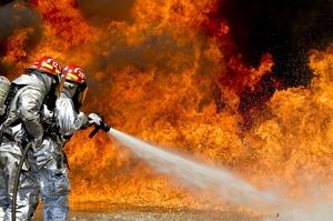 Оновлено: ДСНС пояснила пожежу на меткомбінаті «Азовсталь» технологічним процесом (ВІДЕО)