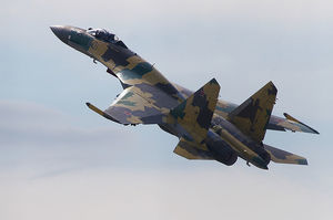Єгипет закупить російських Су-35 на $2 млрд