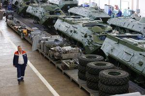 Діяльність «Укроборонпрому» частково позбавлять державної таємниці
