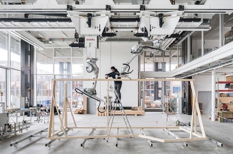 У Швейцарії роботи побудували перший житловий будинок (ВІДЕО)