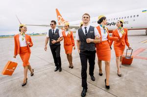 SkyUp відкриває 5 нових рейсів із Харкова та Запоріжжя