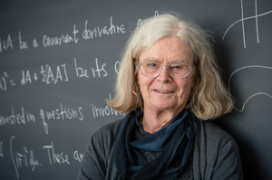 Абелевську премію з математики вперше присудили жінці